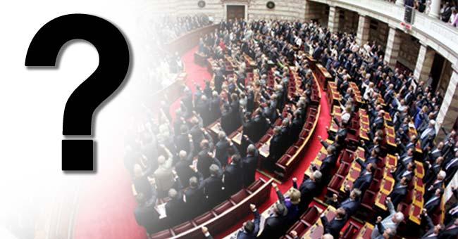Χαμός στη Βουλή: Ποιοι οι 5 ανεμβολίαστοι βουλευτές. Ψίθυροι για βουλευτέςΝΔ