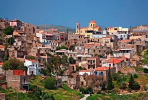 Μαστιχοχώρια Χίου: Τα χωριά – λαβύρινθοι που είναι και οχυρά!
