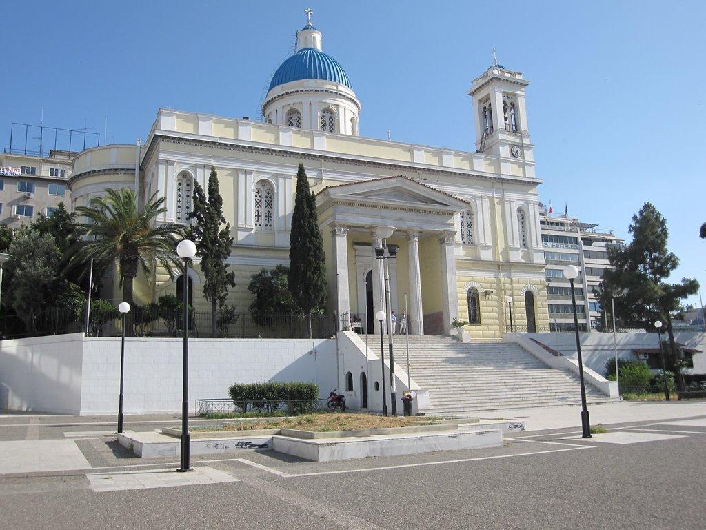 Ιερός Ναός Αγίου Νικολάου Πειραιώς: Γιορτή έναρξης Νεολαίας το Σάββατο 9/10