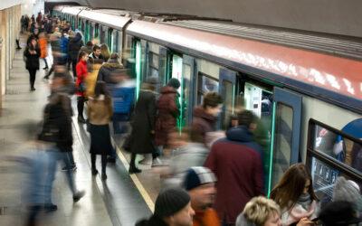 Σύστημα πληρωμών με αναγνώριση προσώπου στο μετρό της Μόσχας