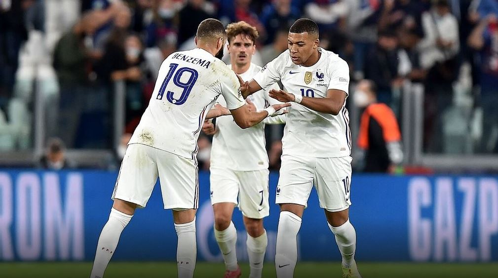 Nations League: Κυπελλούχος η Γαλλία με ανατροπή κόντρα στην Ισπανία (2-1)