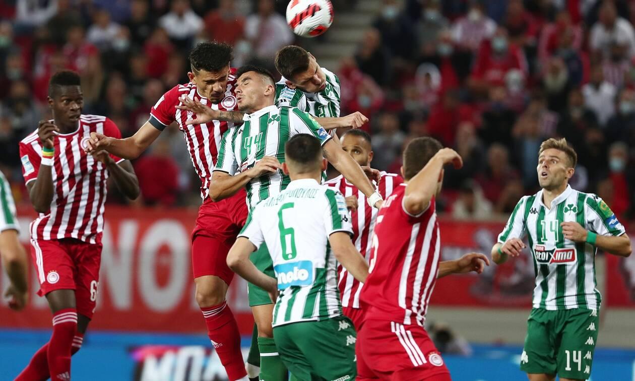 Super League: Γλίτωσε στο «Γ. Καραϊσκάκης» ο Παναθηναϊκός, 0-0 με τον Ολυμπιακό [βίντεο]