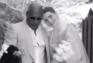 Ράγισαν καρδιές στο γάμο της κόρης του Πολ Γουόκερ